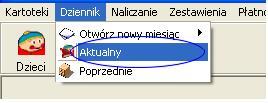 Dziennik aktualny
